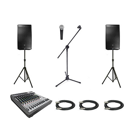 Sound Rental Service Los Angeles