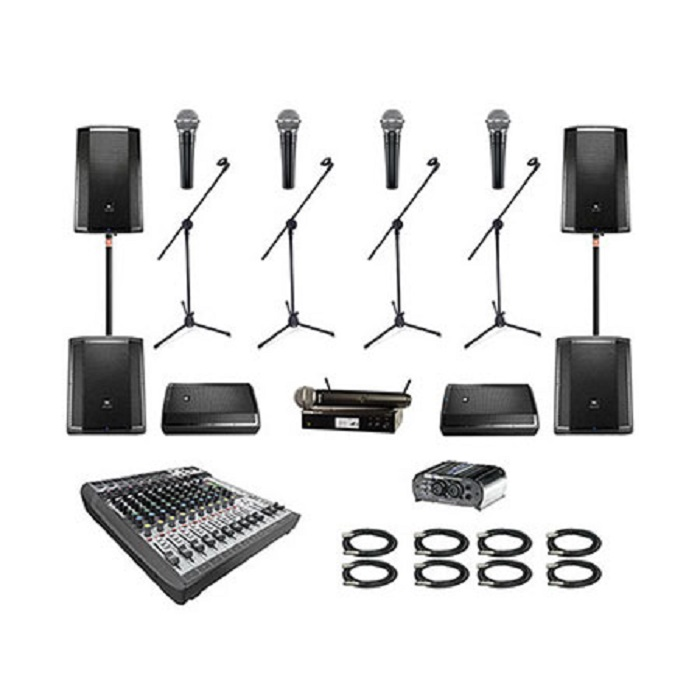 AV equipment rental